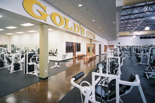 Gold S Gym Alston Construction