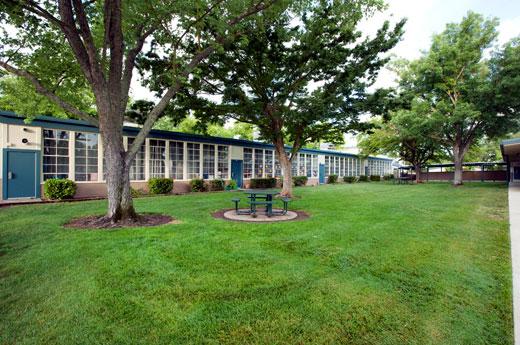 Marvin Marshall Elementary School - Alston Construction Company