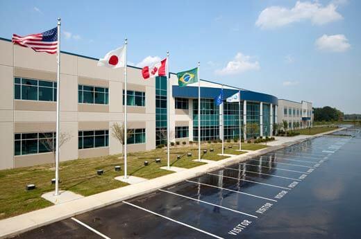 Smc Corporation Of America Alston Construction Company