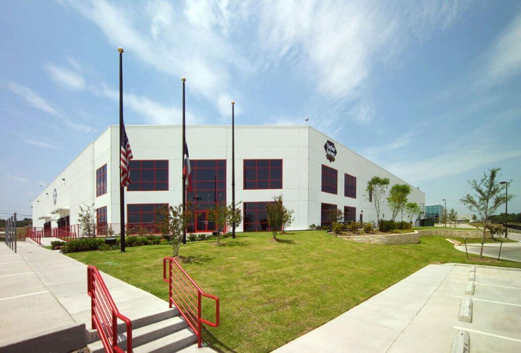 Taylor Farms Dallas Texas Alston Construction Company