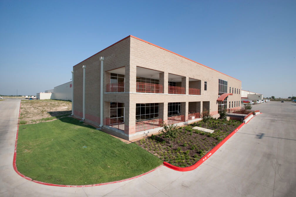 Heb Retail Support Center Alston Construction Company