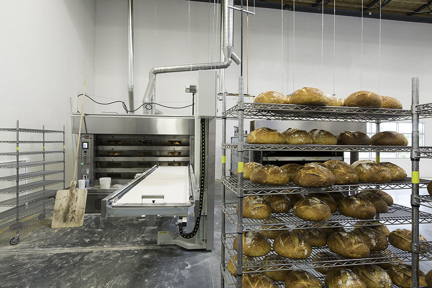 Costeaux Bakery Alston Construction Company